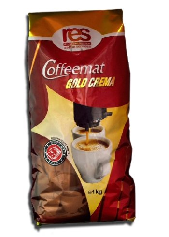 Cafea boabe RES Group Cafea Coffeemat Gold Crema