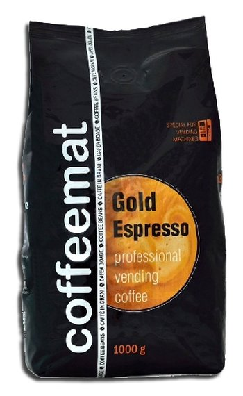 Cafea boabe RES Group Cafea Coffeemat Gold Espresso